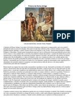 Pintura da Roma Antiga
