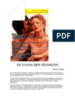 REVISTA RUBEDO Nº 9 2001