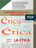 EDUCACION DE LA CONCIENCIA - QUINTIN CALVO