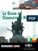 The Truck Drivers Guide to Benin FRENCH