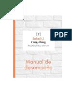 MANUAL DE DESEMPEÑO BORRADOR