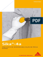 Flyer Sika®-4a