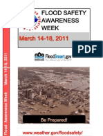 Flood Awareness 2011