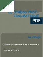 Stress post-trauma SC1 C.