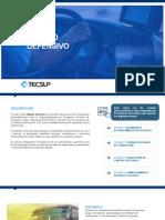 Sutran Tecsup MANEJO DEFENSIVO Brochure