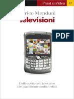 Enrico Menduni - Televisioni