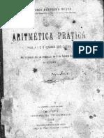 Francisco Ferreira Neves - Aritmetica Pratica - Para a I e II Classes Do Liceu-Imprensa Da Universidade (1934) (1)-Desbloqueado