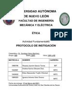 AF_2 Protocolo de investigación