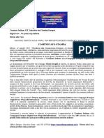 vaccini diritto alla cura sui brevetti scelte chiare e immediate 11 maggio 2021