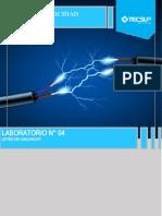 Lab04 Leyes de Kirchhoff Tinkercad