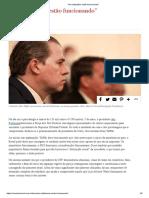 Patrick_As instituições estão funcionando_Poder Moderador