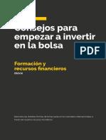 GA- EBOOK1 Consejos Para Empezar a Invertir en La Bolsa