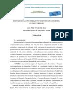 Circular I CLEG Portugues