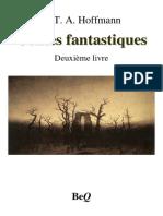 Hoffmann-2 Contes Fantastiques