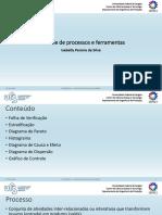 Controle de processos e ferramentas