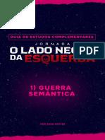 AULA 1 - GUERRA SEMÂNTICA E-BOOK