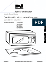 Kenmore Elite Microwave manual