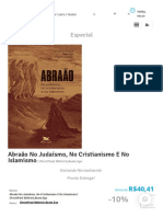 Abraão No Judaísmo, No Cristianismo E No Islamismo _ Christfried Böttrich,Beate Ego