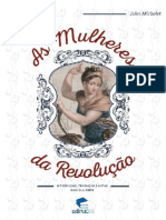 (Série Monumenta #2) Jules Michelet - As mulheres da revolução-EDIPUCRS (2017)