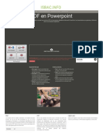 PDF to Powerpoint Isbac Info