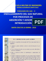 ENDULZAMIENTO DEL GAS NATURAL -NUEVA VERSIÓN