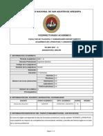 SILABO-INGLES -Eléctrica B (2021-A)