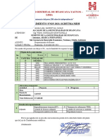 Requerimiento Nº 005-2020