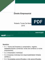 Direito Empresarial - Atualizada (1)