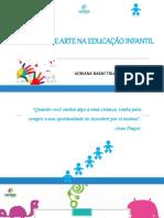 CONTEXTUALIZANDO A EDUCAÇÃO INFANTIL
