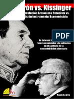 Perón & Kissinger Paulo G. Ares