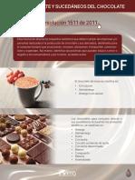 2. Lectura - Chocolate y sucedáneos del chocolate
