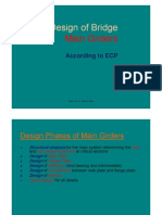 Design of Main Girder [Compatibility Mode]