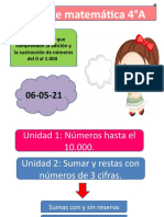 4°A matemática 06-05-21