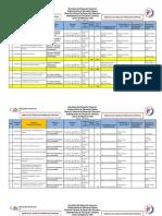 SEDES CFC 2010-2011 - SABADOS