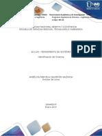 Identificación del Sistema