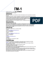 Manual de Alarmes DMSTM1