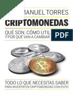 Criptomonedas-Jose Manuel Torres