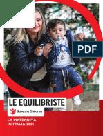 Le Equilibriste La Maternita Italia Nel 2021