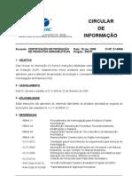 Certificação de Produção de Produtos Aeronáuticos