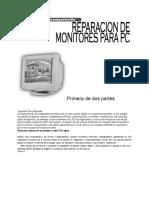 electronica tv manual sobre reparacion de monitores