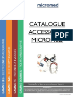 Catalogue accessoires