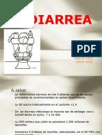 Diarreas - Gastroenteritis