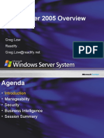 SQL2005Overview