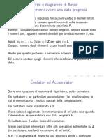 4 - Algoritmi e Diagrammi_ Accumulatori e Contatori