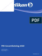 Pelikan PBS Gesamtkatalog 2020 de-Pelikan PBS Katalog 2020_low-Original