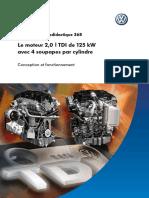 SSP 368 Le moteur 2,0 l TDI de 125 kW avec 4 soupapes par cylindre