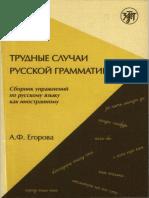 481004532 Difficulties of Russian Grammar