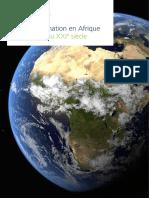 Deloitte Consommation en Afrique Juin 2015