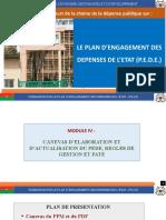 Module IV- Canevas PEDE_règles de Gestion_PATE