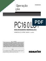 PC160LC-7 (KPAM038400)